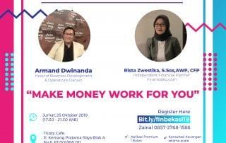Money Work For You Bekasi