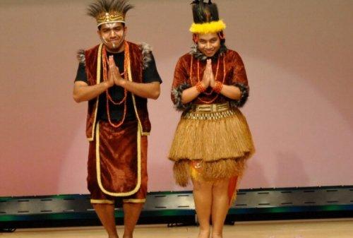 Pakaian Adat Papua Barat - Ewer