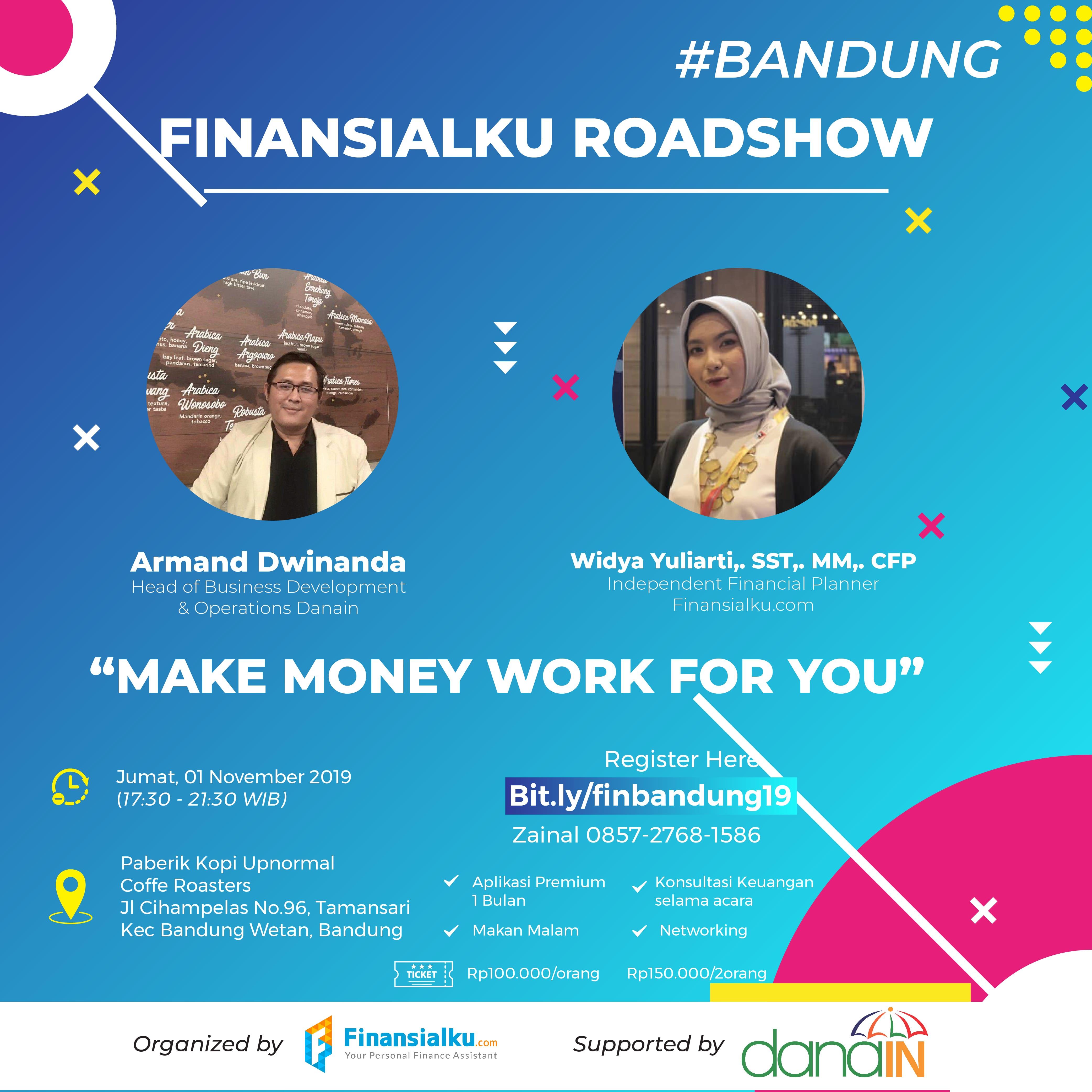 Make Money Work For You (Bandung)