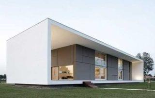 Polling 10 Desain Rumah Minimalis 1 Lantai Modern dan Nyaman 01 - Finansialku
