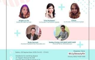 Finansialku Beauty Class Jakarta