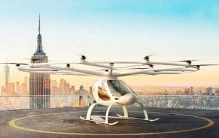 Geely Berinvestasi Rp775,2 Miliar di Mobil Terbang Volocopter 01 - Finansialku