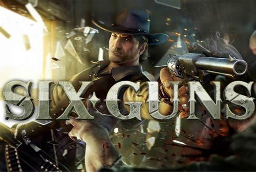 Six – Gun Gang Showdown - Finansialku