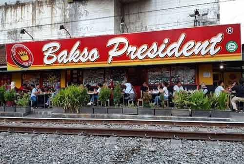 Bakso Presiden - Finansialku