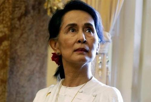 Kisah Sukses Aung San Suu Kyi 06 - Finansialku