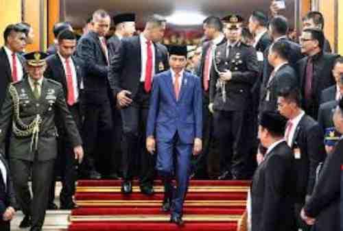 Mengintip Rekam Jejak Susunan Menteri Jokowi Jilid 2 07
