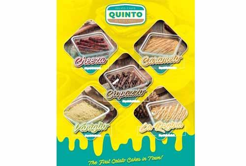 Quinto Gelato Cakes - Finansialku