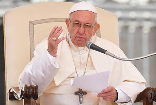 Paus Francis 07 - Finansialku