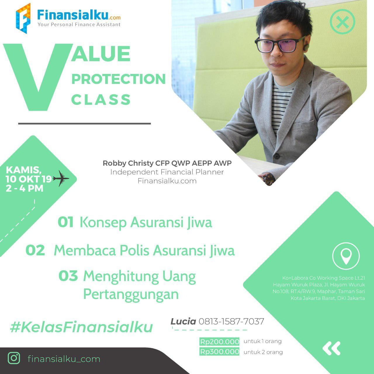 Value Protection Class