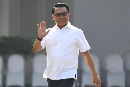 Karena Alasan Ini, Moeldoko Tetap Dipertahankan Presiden 02