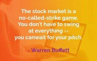 Kata-kata Bijak Warren Buffett Pasar Saham Adalah Permainan - Finansialku