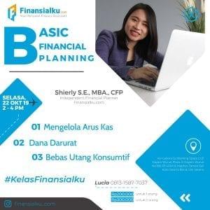 Basic Financial Planning 22 Okt 2019