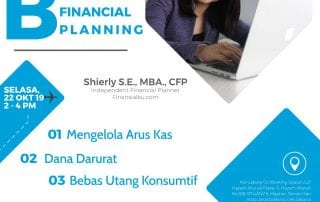 Basic Financial Planning 22 Okt 2019