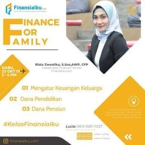 Finance For Family 23 Okt 2019