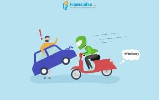 FinStory Ojek Online Ep 02 Pergi Pagi Pulang Pagi 01 - Finansialku