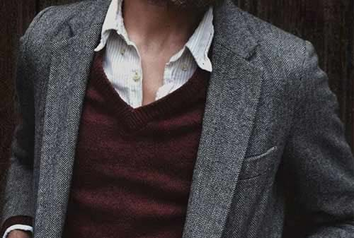 Tweed Blazer - Finansialku