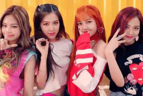 Kisah Sukses Blackpink, Girlband Korea Selatan yang Mendunia 02