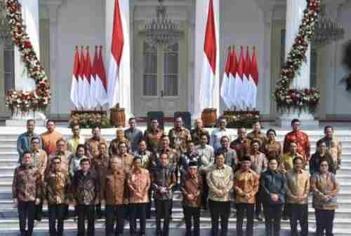 Mengintip Rekam Jejak Susunan Menteri Jokowi Jilid 2 08