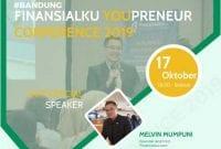 Finansialku Youpreneur Conference 2019 Digelar Sukses Mendukung Wirausaha Muda Berkembang 01 - Finansialku