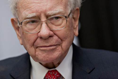Warren Buffett Jual 60% Portofolionya, Fund Manager Global Panik 01