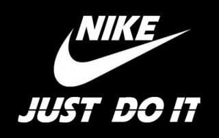 Logo dan Tagline Nike - Finansialku