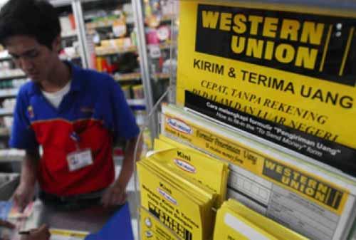 Indomaret Western Union - Finansialku