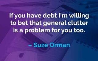 Kata-kata Motivasi Suze Orman Jika Anda Memiliki Utang - Finansialku