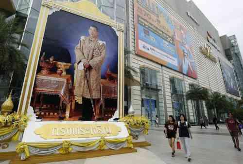 Tips Wisata Bangkok Thailand Untuk Pertama Kali 05 Raja Thailand - Finansialku