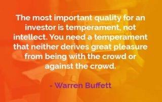 Kata-kata Bijak Warren Buffett Kualitas yang Paling Penting - Finansialku