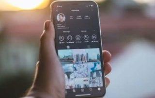 Keren, Instagram Bisa Dark Mode, Begini Cara Mengaturnya 01