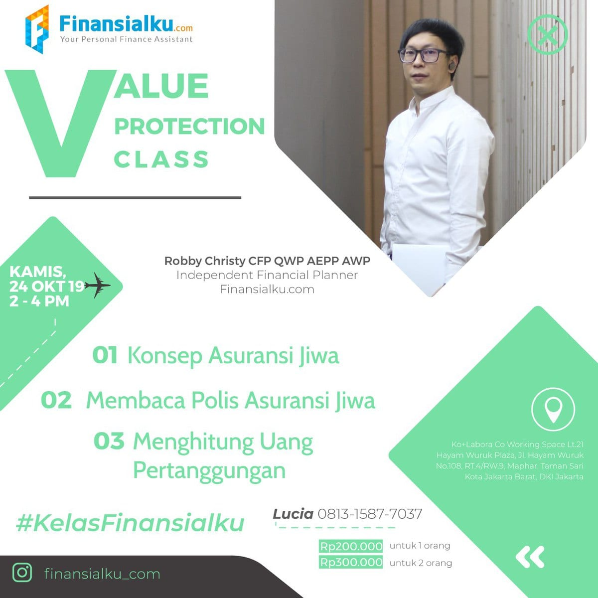 Value Protection Class 24 Okt 2019