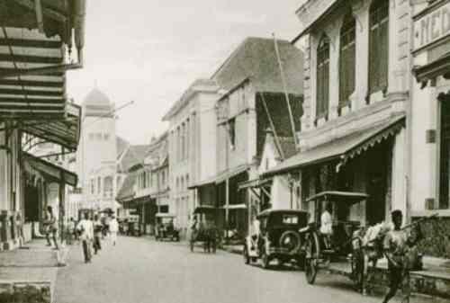 Kuy Liburan_ Napak Tilas Kota Lama Semarang! Capcuss!! 03
