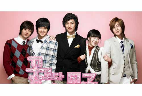 "Drama ""Boys Over Flower"" - Finansialku"