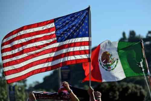 Perang Dagang dengan China Belum Usai, Kini AS vs Meksiko Mencuat 02