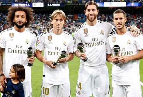 Klub Sepak Bola Terkaya di Dunia (Real Madrid) - Finansialku