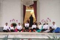 Lebih Fresh, Jokowi Gaet 7 Milenial Jadi Staf Khusus Presiden 01