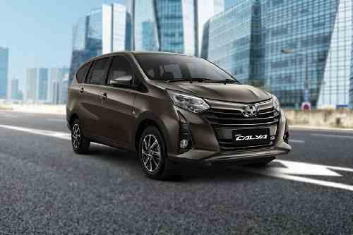 Harga, Fitur dan Spesifikasi Mobil Toyota Calya 2019 yang Makin TOP 01
