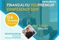 Finansialku Youpreneur Conference 2019 Surabaya Perencanaan Keuangan yang Tepat untuk Bisnis yang Tepat 01