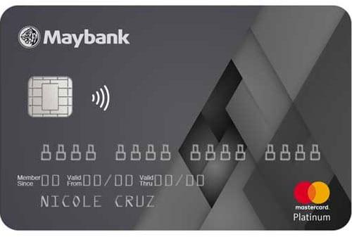 Kartu Kredit Maybank Platinum - Finansialku