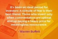 Kata-kata Bijak Warren Buffett Periode yang Ideal Bagi Investor - Finansialku