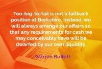 Kata-kata Bijak Warren Buffett Gagal Bukanlah Posisi Mundur - Finansialku