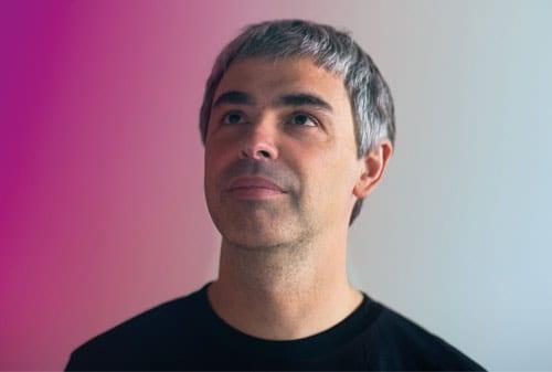 Pendiri Google Larry Page 01 - Finansialku