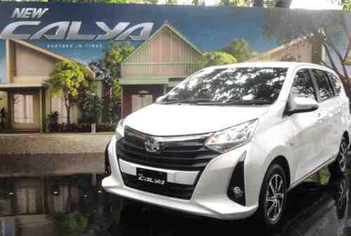 Harga, Fitur dan Spesifikasi Mobil Toyota Calya 2019 yang Makin TOP 04