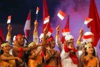 10 Potret Uniknya Kebudayaan Indonesia, Pernah Lihat yang Nomor 3_ 01