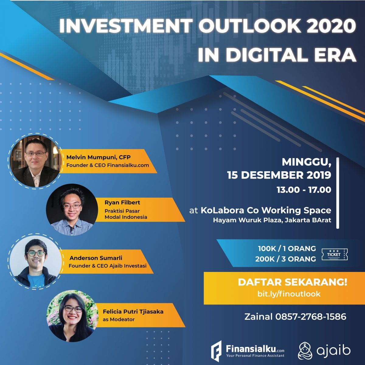 Investment Outlook 2020 In Digital Era