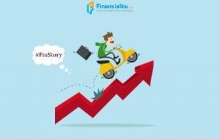 FinStory Ojek Online Ep 04 Aww! Aku Tertindih Di Bawah Tumpukan… 01 - Finansialku