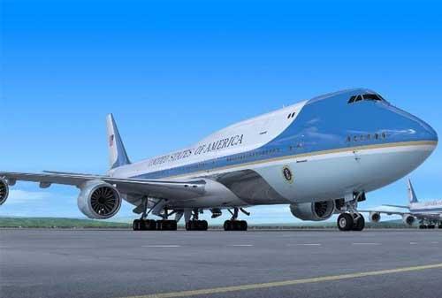 5 Pesawat Kepresidenan Termahal yang Ada Di Dunia 03 - Finansialku