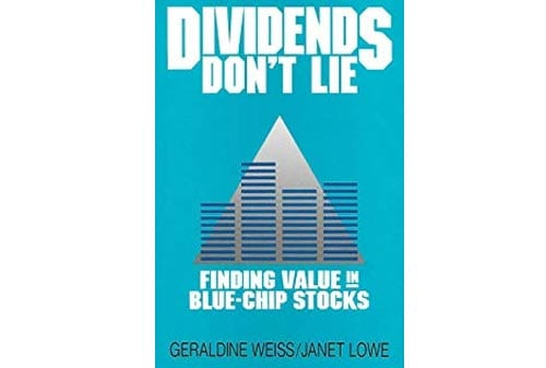 Dividends Don't Lie - Finansialku