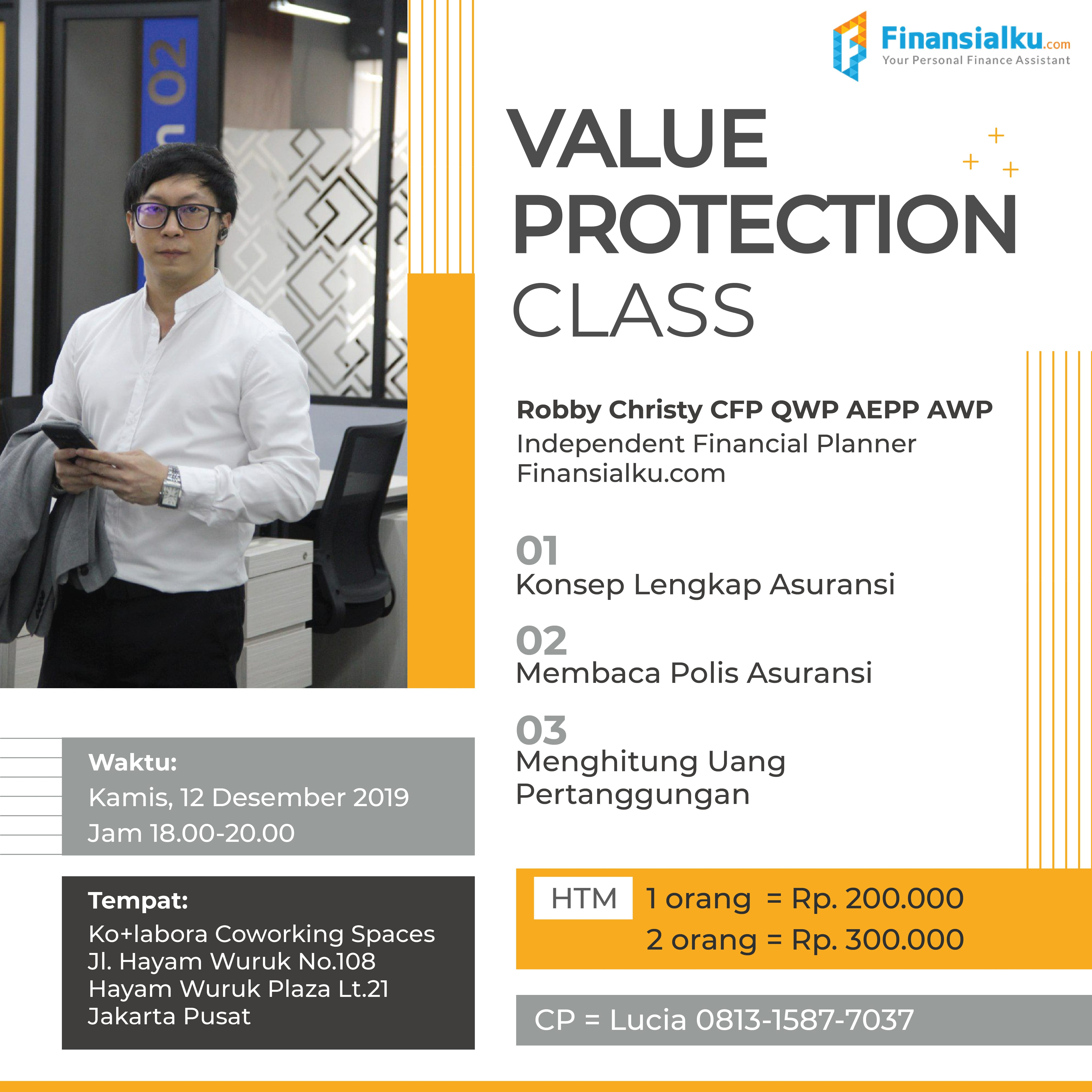 Value Protection Des 2019