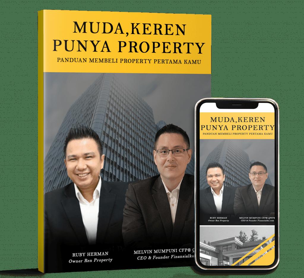 Ebook Premium Property Mockup
